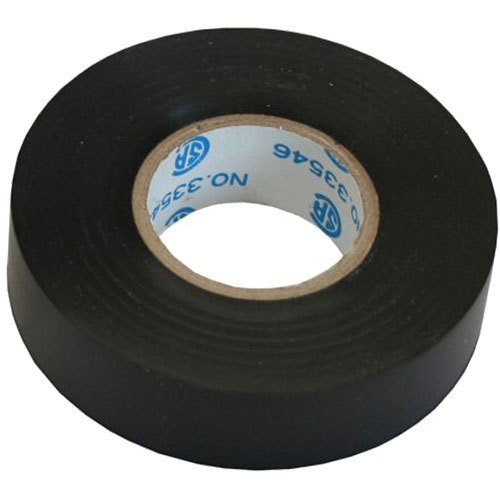 Goldtool 43039A - Nastro isolante, 18 mm x 18 m, colore: nero