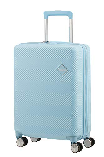 American Tourister Flylife Equipaje de Mano 55 Centimeters 46 Azul (Soft Mint)