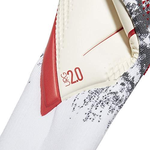 adidas Performance Predator 20 Pro Torwarthandschuh weiß/rot, 9.5 - 2