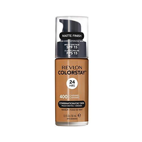 Revlon Make-up Gesichtsmakeup Colorstay Combination/Oily Skin Nr. 400 Caramel 1 Stk.