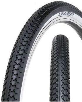 P4B | 2 pneumatici da bicicletta da 26 pollici (37-590) 26 x 1 3/8