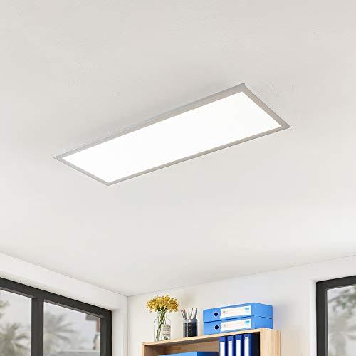Arcchio LED Panel 'Gelora' (Modern) in Weiß u.a. für Küche (1 flammig, A+, inkl. Leuchtmittel) - Bürolampe, Deckenlampe, Deckenleuchte, Lampe, Küchenleuchte
