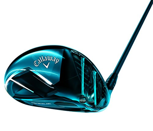 Product Image 5: Callaway Golf 2018 Men's Rogue Draw Driver, Right Hand, Even Flow Blue, 60G Shaft, Stiff Flex, 9 degrees