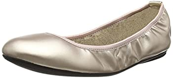 Butterfly Twists Women s Sophia Ballet Flat Pink 6 M US