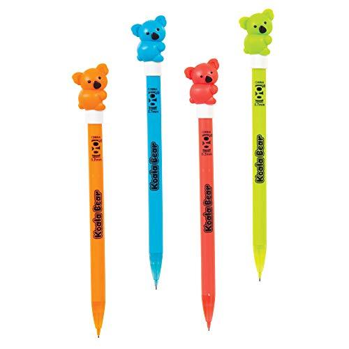 Koala Bear .7mm Mechanical Pencil 24/Bag
