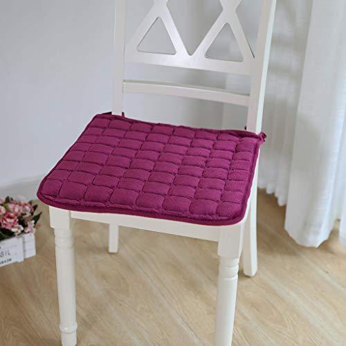 ZHANG Velvet stoel kussen, mode huidvriendelijke eettafel stoel Tatami bureaustoel schommelstoel stoel kussen