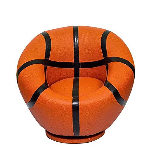 Wangwen Kreative Sessel, Amerikanische Drehen Basketball Fußball Fußball for 4-12 Jahre Alt Junge Mädchen (Color : A)