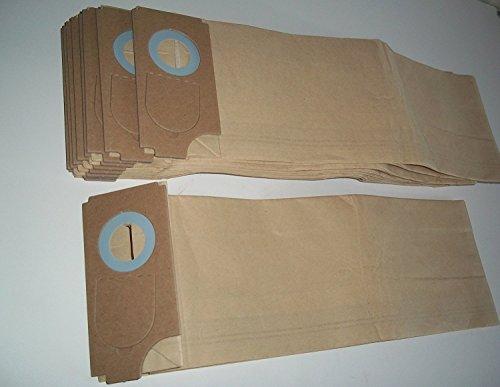 Trading Reliably - Set di 10 sacchetti di ricambio per aspirapolvere Sebo BS36 BS46, 350, 360, 450, 460, 1055