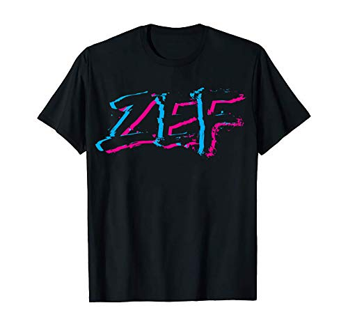 Die Antwoord T Shirt Zef Life Ninja Rock Star Freaky Yolandi Visser Tees (Large)
