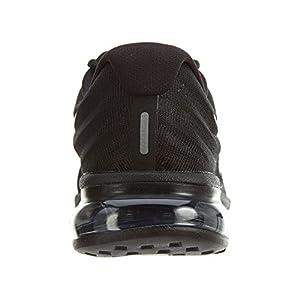 Nike Men's Air Max 2017 Running Shoe Black/Black-Black 12.0