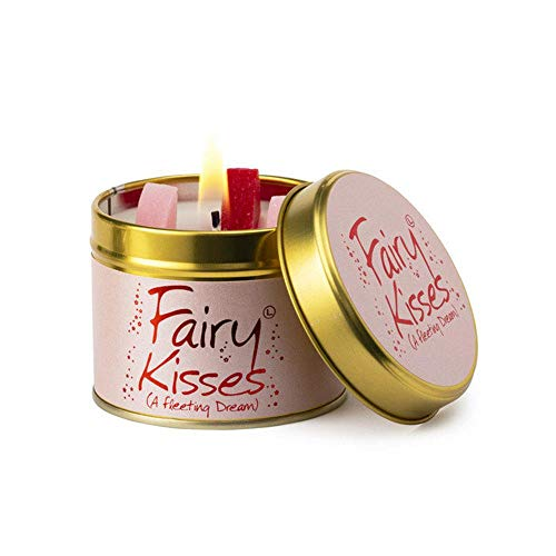 Lily-Flame Lily Flame Fairy Kisses Tin Candle