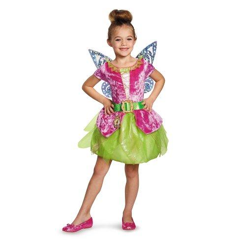 Disney Fairies Tinker Bell The Pirate Fairy Girls' Costume