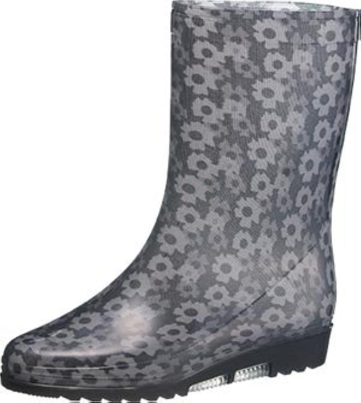 投票苦悩軽くアサヒ R300 ブラック レインブーツ レディース 長靴 お取り寄せ商品 サイズ:24.5cm