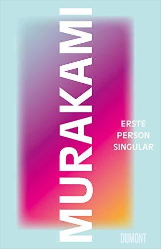 Buchseite und Rezensionen zu 'Erste Person Singular' von Haruki Murakami