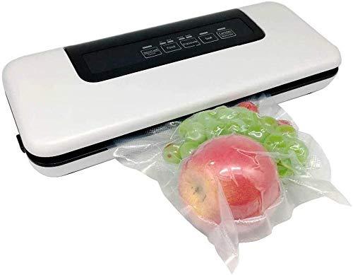 Bolsas selladoras al vacío, sellador al vacío, totalmente automático, para alimentos secos y húmedos.
