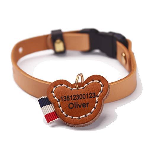 Placa Identificativa Para Perro Grabada marca COLLAR