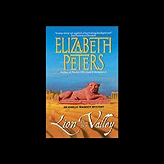 Lion in the Valley audiobook cover art