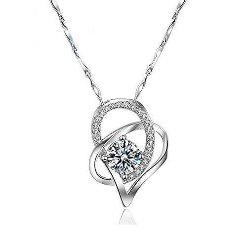 Ketting voor vrouwen Dainty Handgemaakte hanger Chain Minimalistische Jewelry Moederdag Jewelry Gift, sterling zilveren hanger ketting voor vrouwen Charm Jewelry