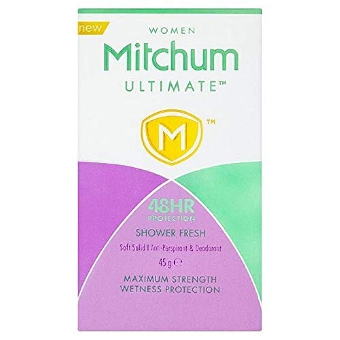 プレゼンター証書殉教者[Mitchum ] ミッチャム究極Showerfreshクリーム - Mitchum Ultimate Showerfresh Cream [並行輸入品]