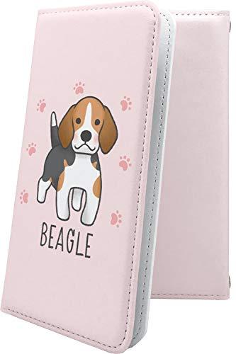 スマートフォンケース・ZenFone5Q ZC600KL・互換 ケース 手帳型 ビーグル 動物 動物柄 アニマル どうぶつ ゼンフォン5q ゼンフォン5 手帳型スマートフォンケース・キャラクター キャラ キャラスマートフォンケース・zenfone 5q 5 q 犬 いぬ 犬柄 [iWp30904Ens]