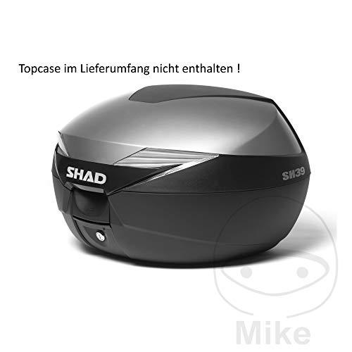 SHAD D1B39E15 Accesorio para Sh39, Tapa, Negro