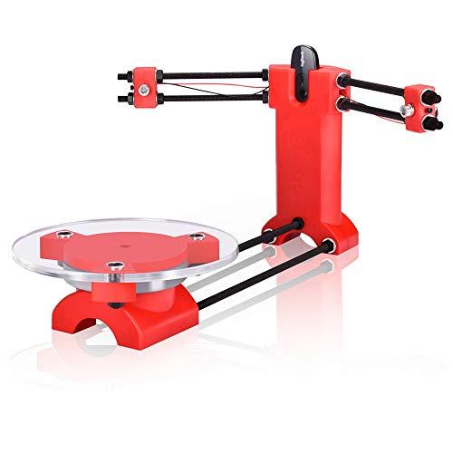 Scanner 3D Kit de scanner DIY Scanner 3D Scanner Open Desktop pour imprimantes, concepteurs et ingénieurs 3D Kit de scanner 3D de base DIY Pièces détachées