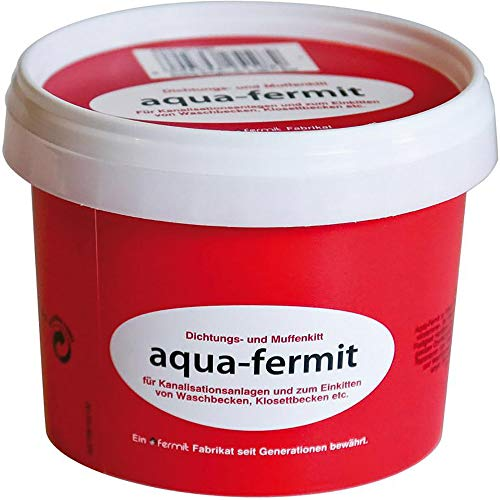 Format 4030777070025–Muffenkit Aqua-Fermit Rot. 500 g.