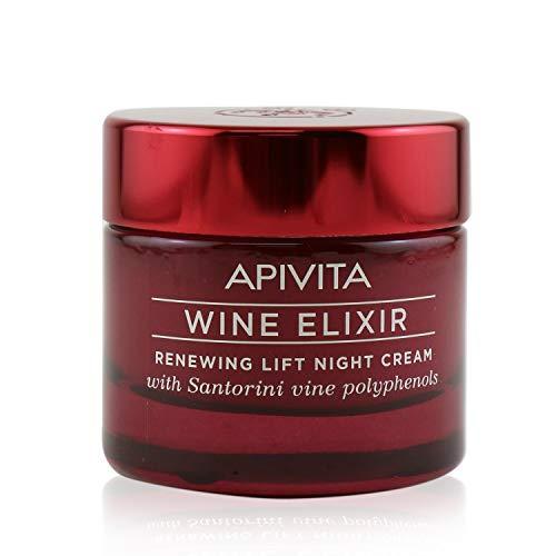 Apivita, Crema de Noche Wine Elixir, 50 ml