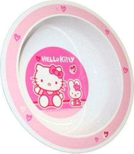 Hello Kitty - Bol (bol à bouillie, bol à céréales, bol pour petit déjeuner) - Mélanine