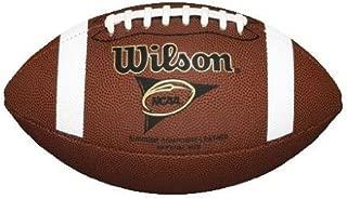 Wilson NCAA Supreme Football with Pump and Tee, Brown