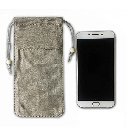 Bolsa De Bloqueo De Señal, GPS RFID Faraday Bolsa De Protección De...