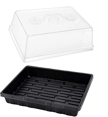Our #6 Pick is the Soligt 3-Set Strong Plant Seedling Starter Trays