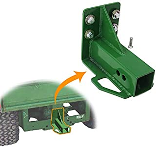 Rear Trailer Hitch Receiver Fit for John Deere Gator 4x2 6x4 Old Style w/Hardware