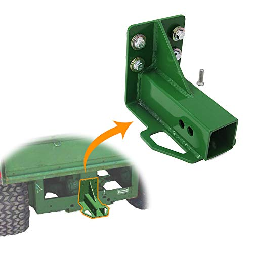 Rear Trailer Hitch Receiver for Gator 4x2 6x4 Old Style with Hardware