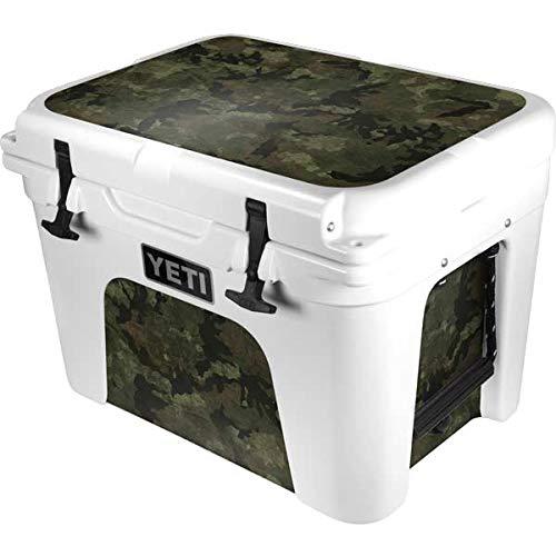 Skinit Decal Skin Compatible with YETI Tundra 35 Hard Cooler - Originally Designed Hunting Camo Design