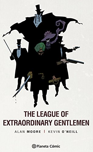 The League of Extraordinary Gentlemen nº 01/03 (edición Trazado) (Biblioteca Alan Moore)