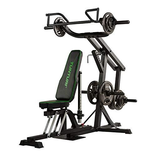 Tunturi WT80 Kraftstationen / Multifunktionale Fitnessstationen / Trainingsstation / Fitnessgeräte / Leverage Gym