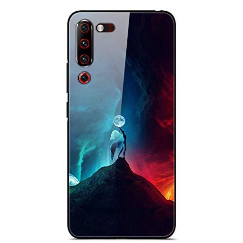 HUAYIJIE YLBL Case For Lenovo Z6 pro Phone Case Cover 7