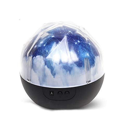 Veilleuse Led Cosmos Lune Coloré Master Star Sky Universal Night Light 3d Starry Sky Magic Star Moon Planet Décoration Pour Enfants