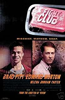 Best fight club rules movie poster Reviews