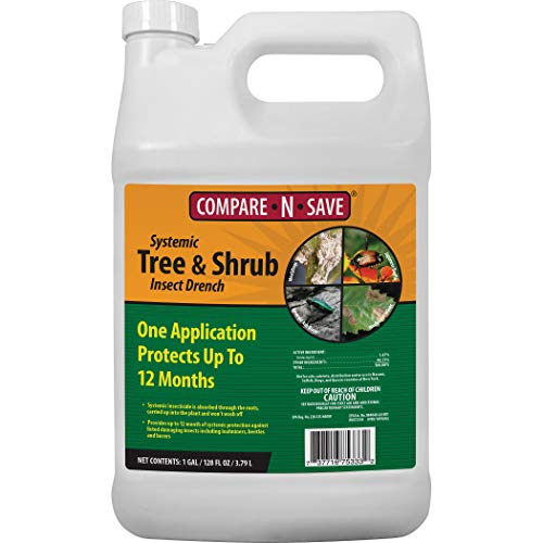 Compare-N-Save Systemic Tree and Shrub Insect Drench - 75333, 1 Gallon