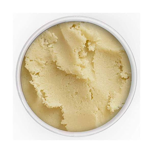 Organic Shea Butter Unrefined - 100% Pure, Natural and Raw - Moisturiser For Hair & For Skin - by Varpek