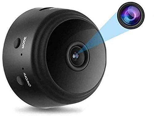 KBLLNPBP 1080p Hd Hot Link Fernüberwachungskamera-rekorder, Drahtloser Mini-Kamera-Spion Mit Audio, WiFi Mit Versteckter Kamera, Überwachungskameras - Nachtsicht Und Bewegung Aktiviert (Ohne Karte)