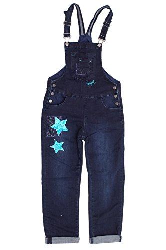 Desigual Vaqueros bebé-niñas Azul