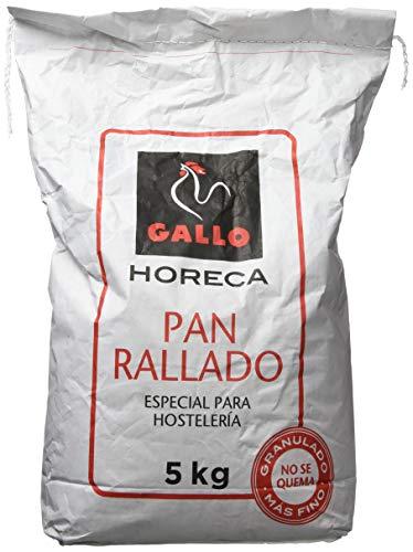 Pastas Gallo - Pan Rallado Paquete 5000 g