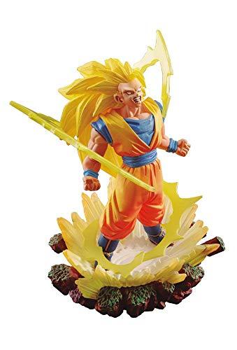 """Dragon Ball Z Dragonball Dracap 03 Memorial Super Saiyan Son Goku #3 Figure 3"""" Toy Collectible Anime image"""