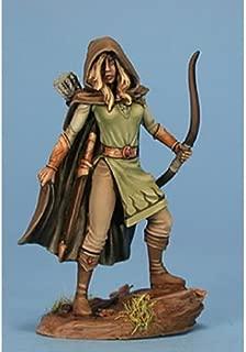 Female Ranger Miniature Easley Masterworks Dark Sword Miniatures