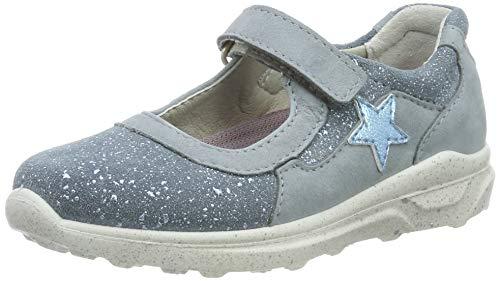 RICOSTA Mädchen Ina Sneaker, Blau (Bleu/Jeans 142), 30 EU