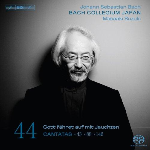 Bach, J.S.: Cantatas, Vol. 44 - Bwv 43, 88, 146