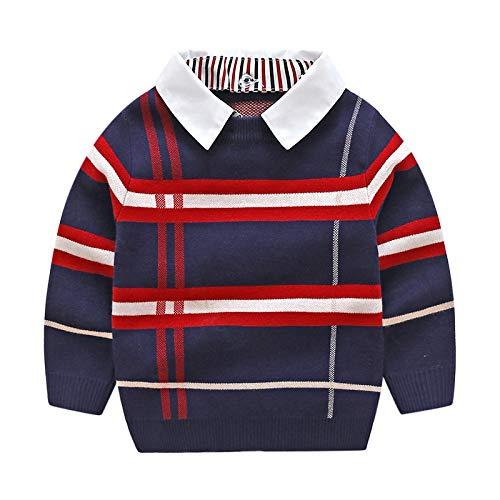 Sudaderas Jersey Sweater Ropa Otoño Invierno Jersey Cálido Top Manga Larga Suéter Liso Moda Traje De Caballero De Punto 5 1
